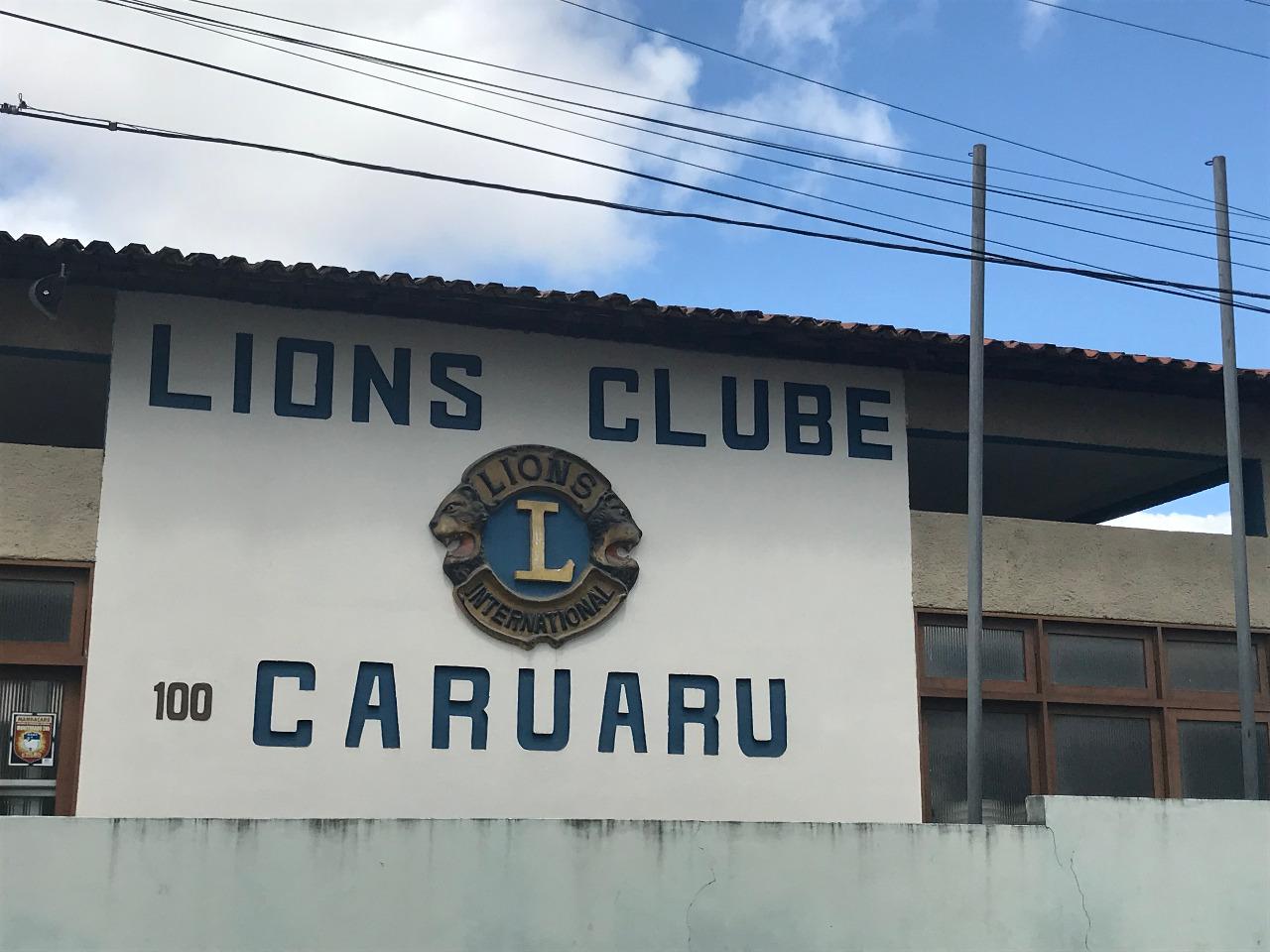 70ec756e329 Lions Caruaru realiza bazar solidário no José Carlos de Oliveira neste  sábado